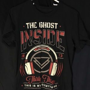 The ghost inside (band T-shirt)